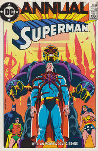 Cover Thumbnail for Superman Annual (DC, 1960 series) #11 [Direct]