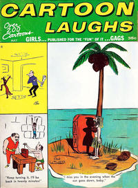 Cover Thumbnail for Cartoon Laughs (Marvel, 1962 series) #v5#1