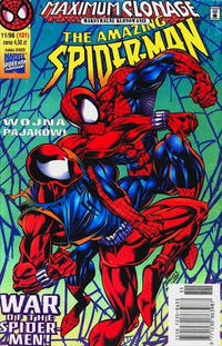 Cover Thumbnail for The Amazing Spider-Man (TM-Semic, 1990 series) #11/1998