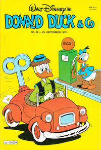Cover Thumbnail for Donald Duck & Co (Hjemmet / Egmont, 1948 series) #39/1979