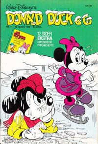 Cover Thumbnail for Donald Duck & Co (Hjemmet / Egmont, 1948 series) #11/1989