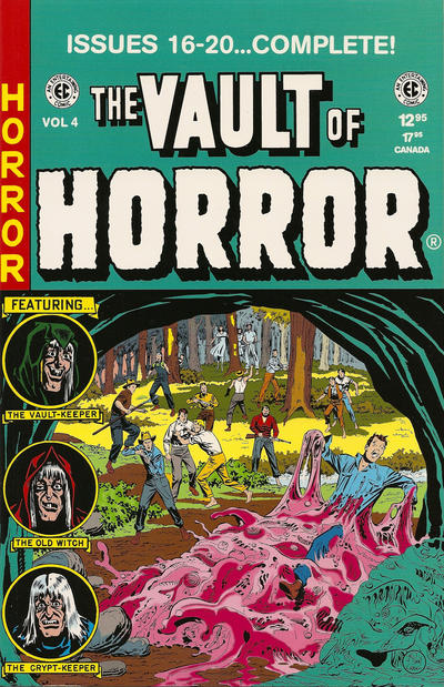 Cover for Vault of Horror Annual (Gemstone, 1995 series) #4
