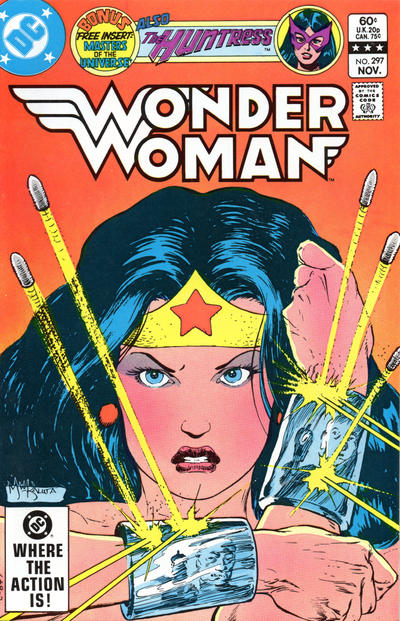 Cover for Wonder Woman (DC, 1942 series) #297 [Direct]