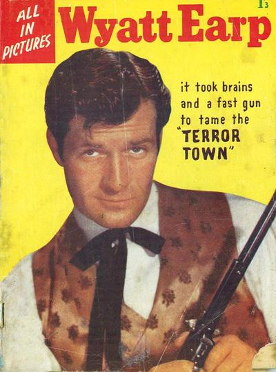 Cover for Wyatt Earp (Trans-Tasman Magazines, 1959 ? series) #[nn]