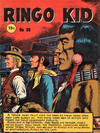 Cover for Ringo Kid (Yaffa / Page, 1968 ? series) #30