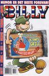 Cover for Billy (Hjemmet / Egmont, 1998 series) #10/2013
