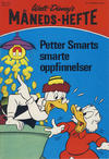 Cover for Walt Disney's Månedshefte (Hjemmet / Egmont, 1967 series) #3/1972