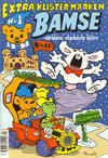 Cover for Bamse (Serieförlaget [1980-talet]; Hemmets Journal, 1990 series) #1/1992 (218)