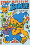 Cover for Bamse (Serieförlaget [1980-talet]; Hemmets Journal, 1990 series) #4/1992 (221)
