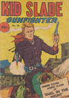 Cover for Kid Slade Gunfighter (Yaffa / Page, 1960 ? series) #30