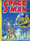 Cover for Space Man (World Distributors, 1965 series)