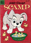 """Cover for Walt Disney's Scamp (Dell, 1958 series) #7 [""""Now"""" cover variant]"""