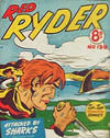 Cover for Red Ryder (Southdown Press, 1944 ? series) #139
