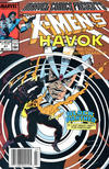 Cover for Marvel Comics Presents (Marvel, 1988 series) #27 [Newsstand]