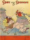 Cover for Spøk og Spenning (Magasinet For Alle, 1941 series) #7/1942