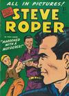 Cover for Steve Roper (Magazine Management, 1959 ? series) #5