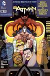 Cover for Batman (DC, 2011 series) #19 [MAD Magazine Demo Cover]