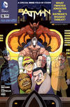 Cover Thumbnail for Batman (2011 series) #19 [MAD Magazine Demo Cover]