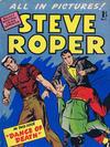 Cover for Steve Roper (Magazine Management, 1959 ? series) #3