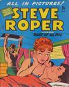Cover for Steve Roper (Magazine Management, 1959 ? series) #6