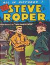 Cover for Steve Roper (Magazine Management, 1959 ? series) #13