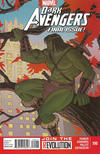Cover for Dark Avengers (Marvel, 2012 series) #190