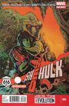 Cover for Red She-Hulk (Marvel, 2012 series) #66