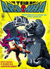 Cover for A Teia do Aranha (Editora Abril, 1989 series) #8