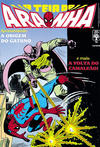 Cover for A Teia do Aranha (Editora Abril, 1989 series) #10