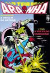 Cover for A Teia do Aranha (Editora Abril, 1989 series) #10