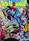 Cover for A Teia do Aranha (Editora Abril, 1989 series) #12