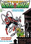Cover for A Teia do Aranha (Editora Abril, 1989 series) #21