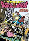 Cover for A Teia do Aranha (Editora Abril, 1989 series) #24