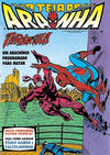 Cover for A Teia do Aranha (Editora Abril, 1989 series) #26