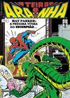 Cover for A Teia do Aranha (Editora Abril, 1989 series) #30