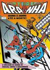 Cover for A Teia do Aranha (Editora Abril, 1989 series) #31