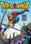Cover for A Teia do Aranha (Editora Abril, 1989 series) #32