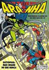 Cover for A Teia do Aranha (Editora Abril, 1989 series) #33