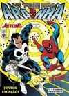 Cover for A Teia do Aranha (Editora Abril, 1989 series) #34