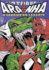 Cover for A Teia do Aranha (Editora Abril, 1989 series) #36