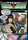 Cover for A Teia do Aranha (Editora Abril, 1989 series) #42