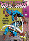 Cover for A Teia do Aranha (Editora Abril, 1989 series) #46
