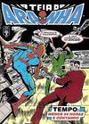 Cover for A Teia do Aranha (Editora Abril, 1989 series) #47