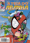 Cover for A Teia do Aranha (Editora Abril, 1989 series) #52