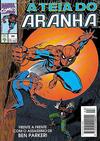 Cover for A Teia do Aranha (Editora Abril, 1989 series) #53