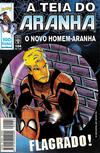 Cover for A Teia do Aranha (Editora Abril, 1989 series) #104
