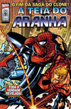 Cover for A Teia do Aranha (Editora Abril, 1989 series) #110
