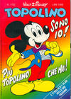 Cover for Topolino (Disney Italia, 1988 series) #1702