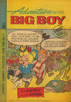Cover for Adventures of the Big Boy (Webs Adventure Corporation, 1957 series) #142 [East]