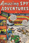 Cover for Amazing Spy Adventures (Bell Features, 1951 series) #27